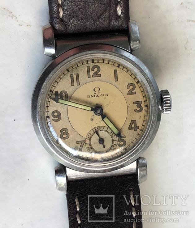 Наручные часы Omega. 1935 год