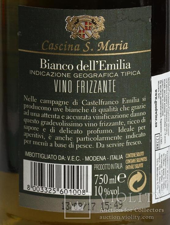 Шампанское Bianchetto 0,75L Italy, фото №5