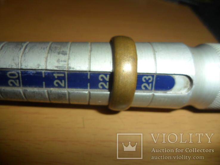 Кольцо печатка крестик 6 предметов в лоте, фото №8