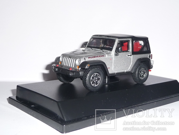 Jeep Wrangler Rubicon, Greenlight Collectibles, фото №2