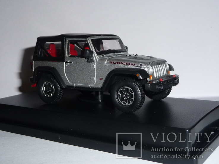 Jeep Wrangler Rubicon, Greenlight Collectibles, фото №3