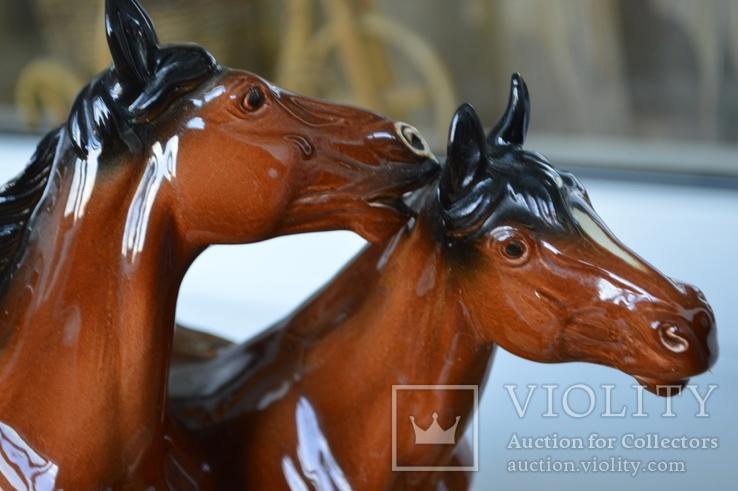 "Статуэтка ""Бегущие лошади"""