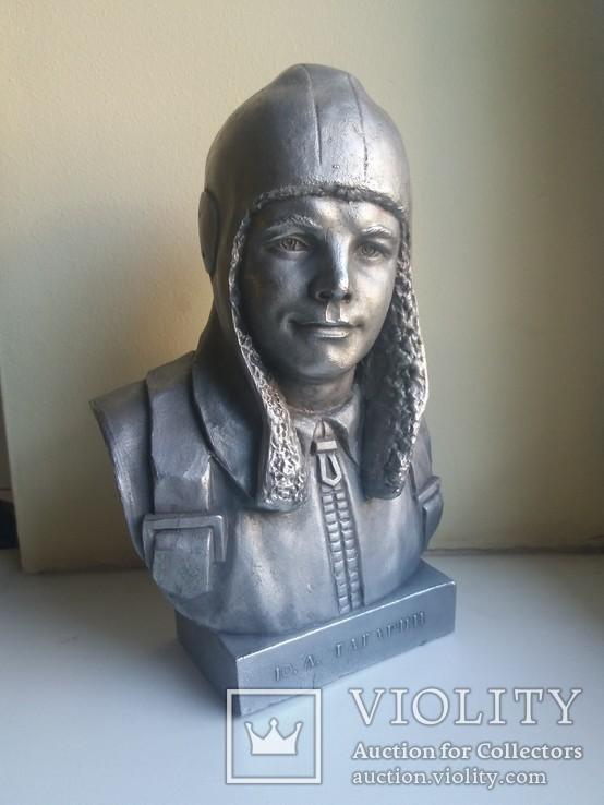 Бюст Гагарина. Монументскульптура 1962 г.