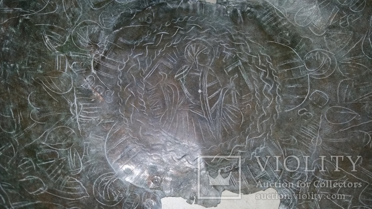 Нагородна тарілка Римського легіонера