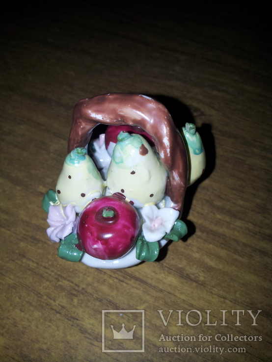 Корзинка с фруктами, фото №2
