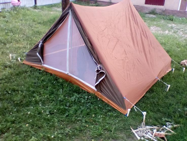 Немецкая палатка Upavan camping