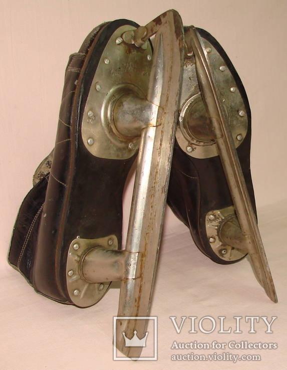Коньки с ботинками, для антуража, фото №8
