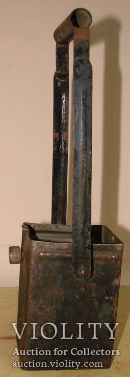 Часть (нижняя) корпуса ж/д фонаря, фото №2