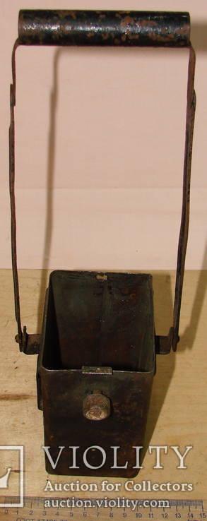 Часть (нижняя) корпуса ж/д фонаря, фото №3