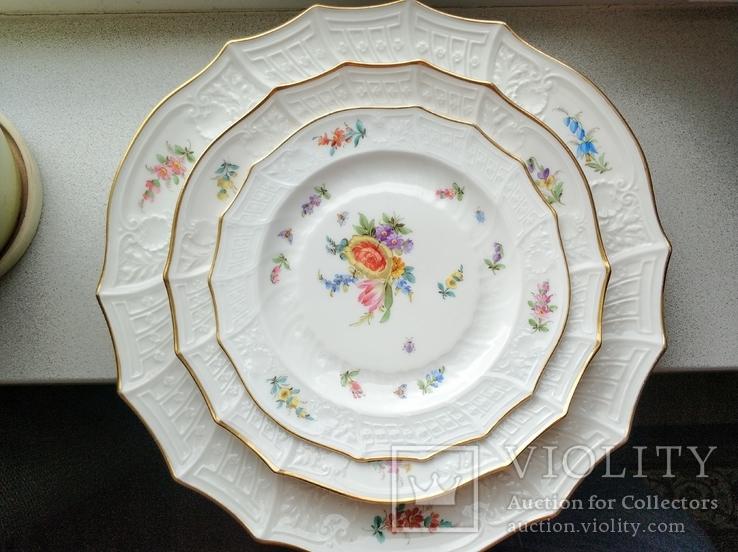 Набор тарелок, фото №4