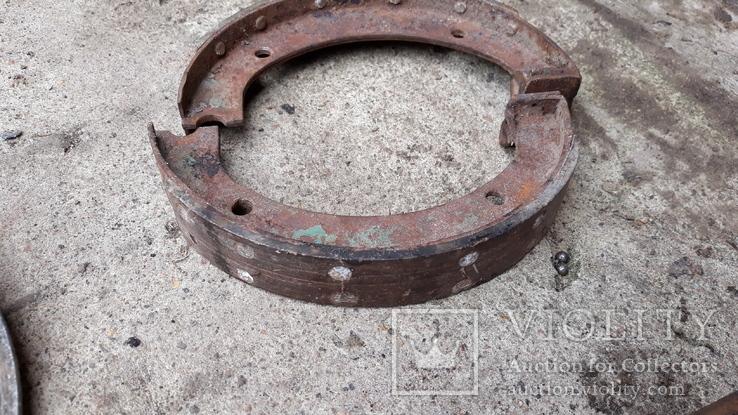 Колодки задние иж ( вроде 49 ), фото №5