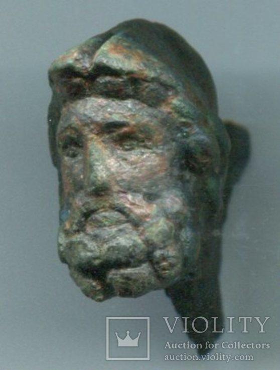Голова Марса І-ІІІ ст. Рим