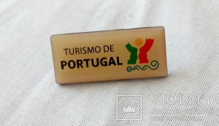 Знаки иностранный туризм Португалия цанга, фото №2