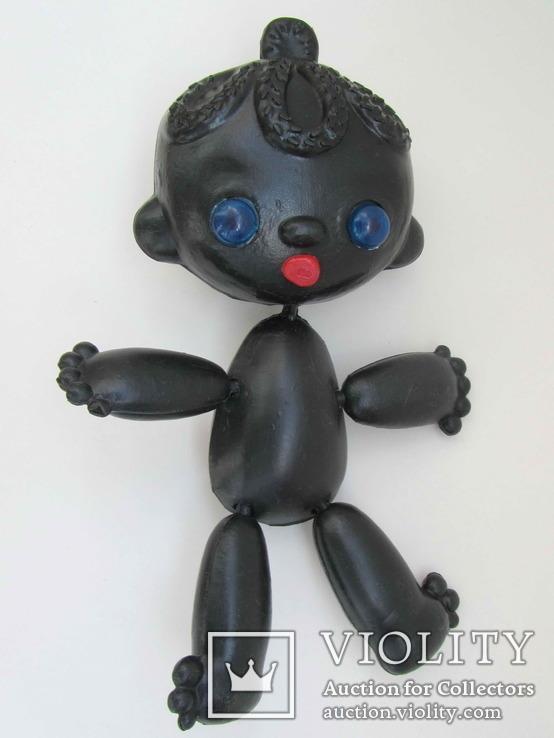 Негритенок Чунга - Чанга RRR клеймо Пензенская фабрика игрушки, фото №10
