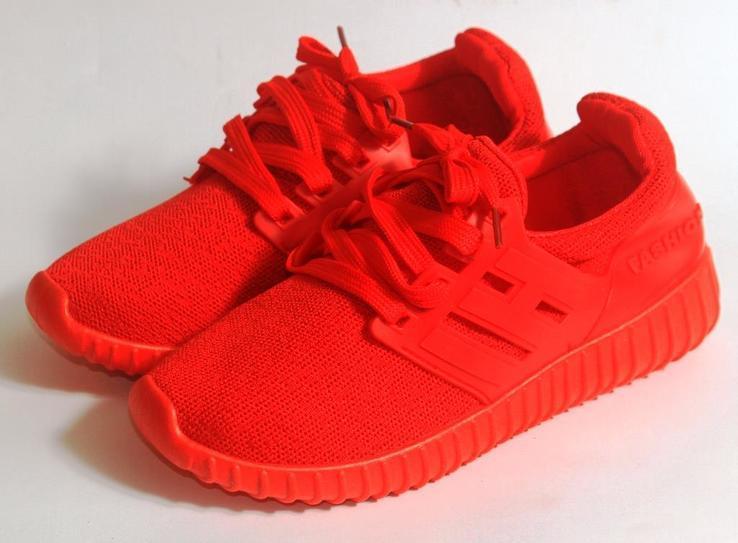 Летние кроссовки Izzi Цвет Красный 36 размер 22.5 см стелька
