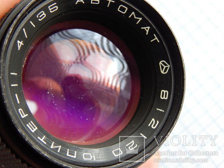Юпитер 11 автомат объектив ссср 6579, фото №6
