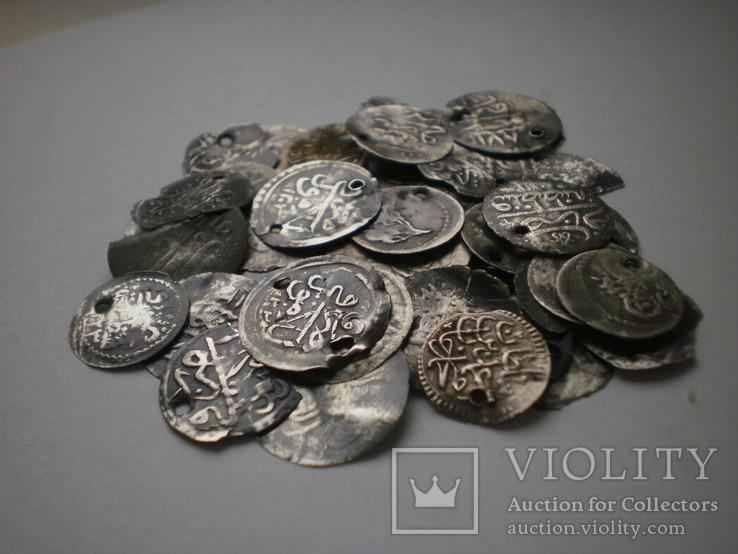 Турецкие серебряные монеты