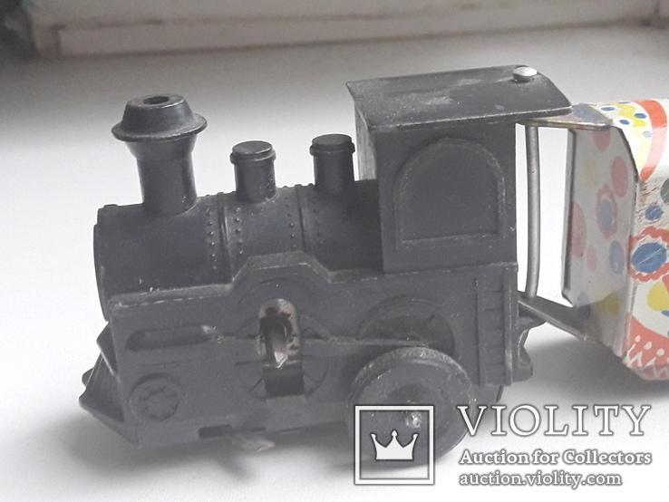 """Поезд с механизмом, """"Веселый поезд, фото №7"""