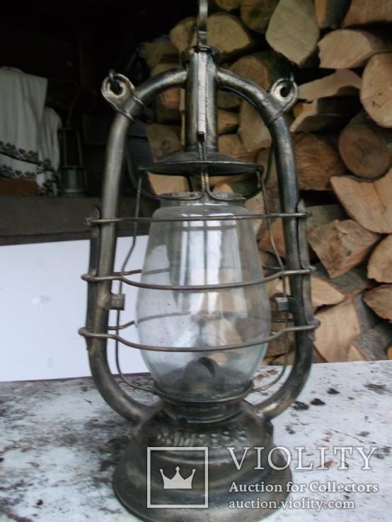 """Керосиновая лампа RAMSES """"5"""", фото №2"""