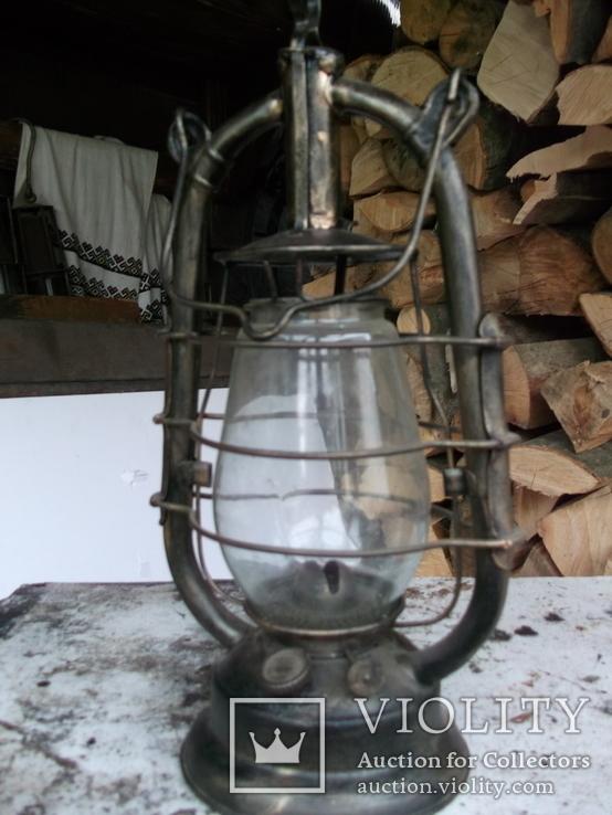 """Керосиновая лампа RAMSES """"5"""", фото №3"""