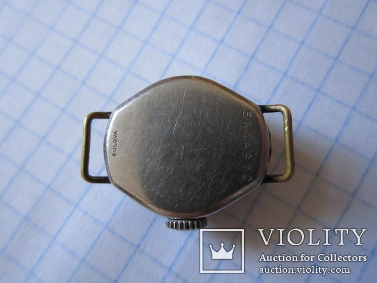 Часы Bulova cеребро 800пр. 17 камней женские, фото №4