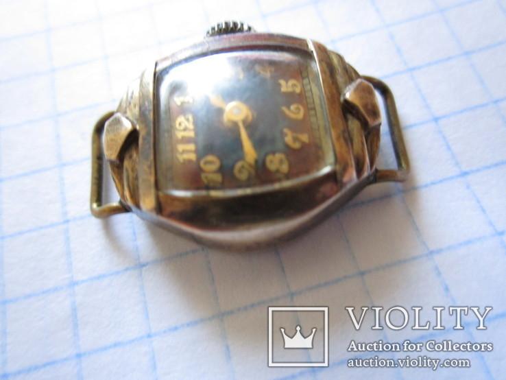 Часы Bulova cеребро 800пр. 17 камней женские, фото №12