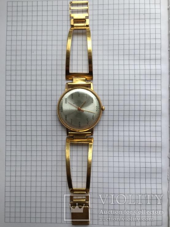 Часы Луч 12.5+ тонкие (рабочие)