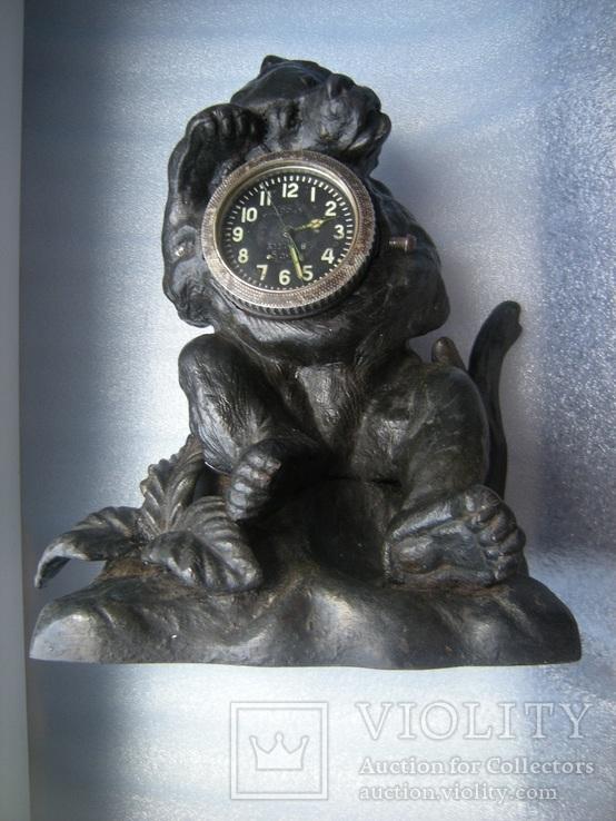 Часы Медведь Касли