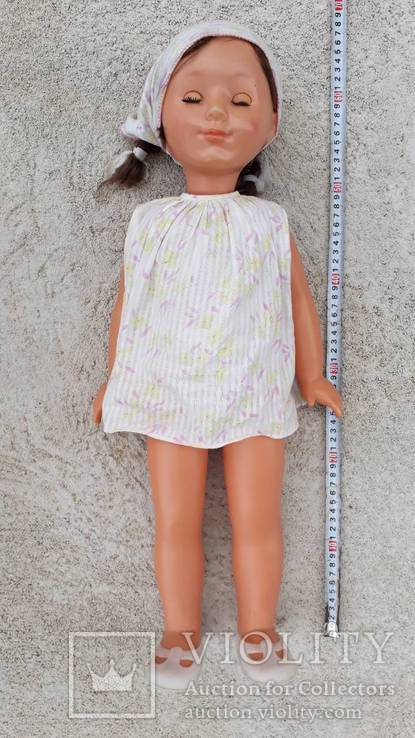 Кукла СССР (Клеймо)