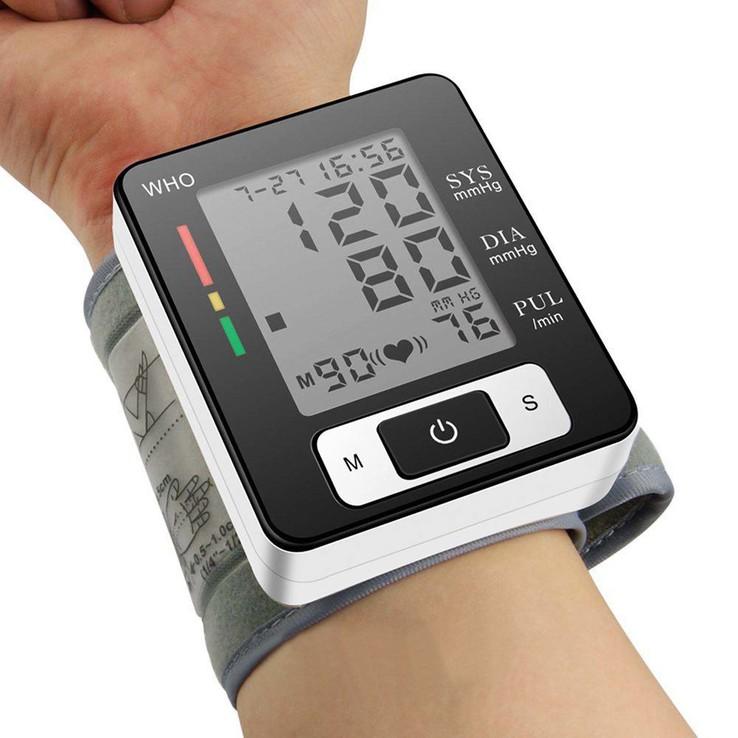 Тонометр для измерения давления и пульса UKCBLPM-29