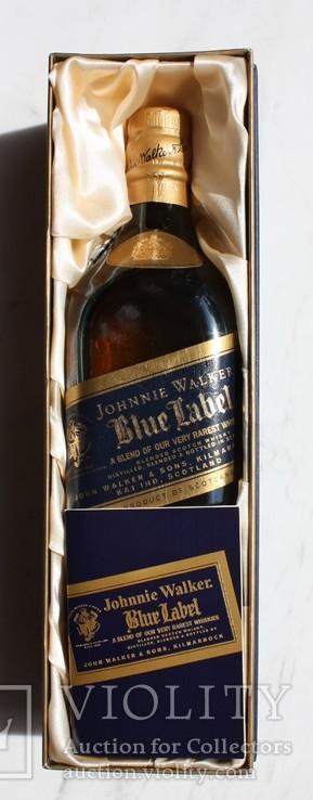 Виски Блю.
