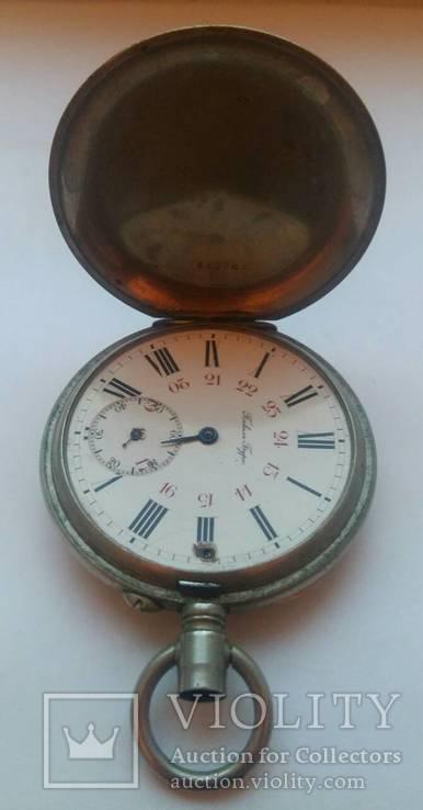 Часы карманные. Павел Буре.