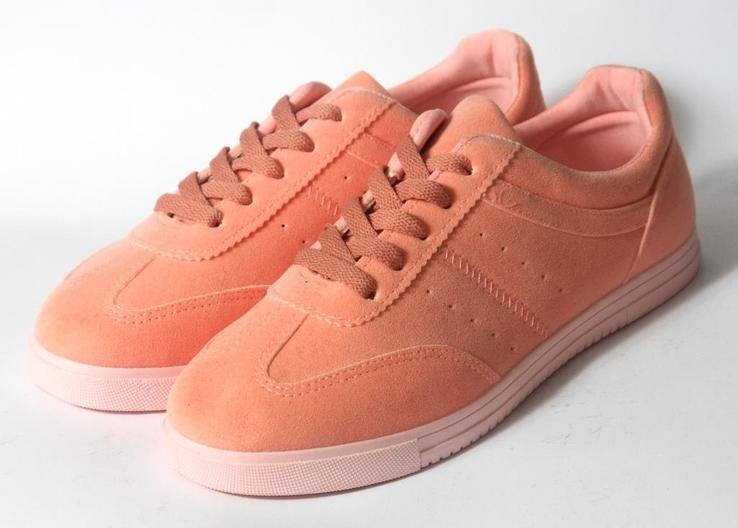 Кроссовки GW Цвето Розовый 39 размер 23.5 см стелька