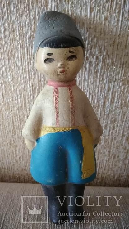 Козачек пищалка с клеймом пр-во СССР, фото №2