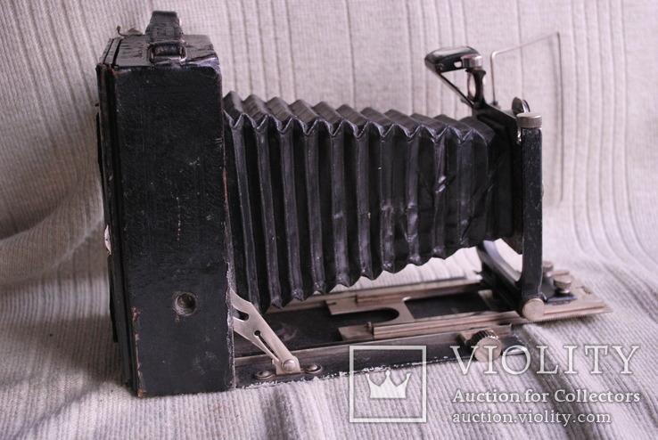 Фотоаппарат Фотокор-1, №19881, ВООМП, Compur, Анастигмат. №1, фото №3