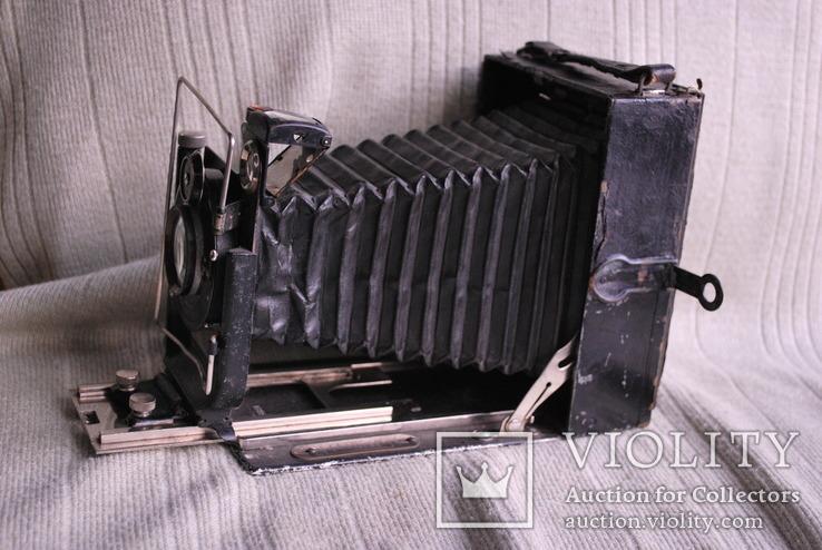 Фотоаппарат Фотокор-1, №19881, ВООМП, Compur, Анастигмат. №1, фото №8