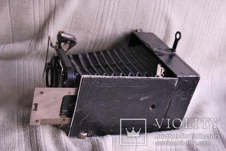 Фотоаппарат Фотокор-1, №19881, ВООМП, Compur, Анастигмат. №1, фото №9