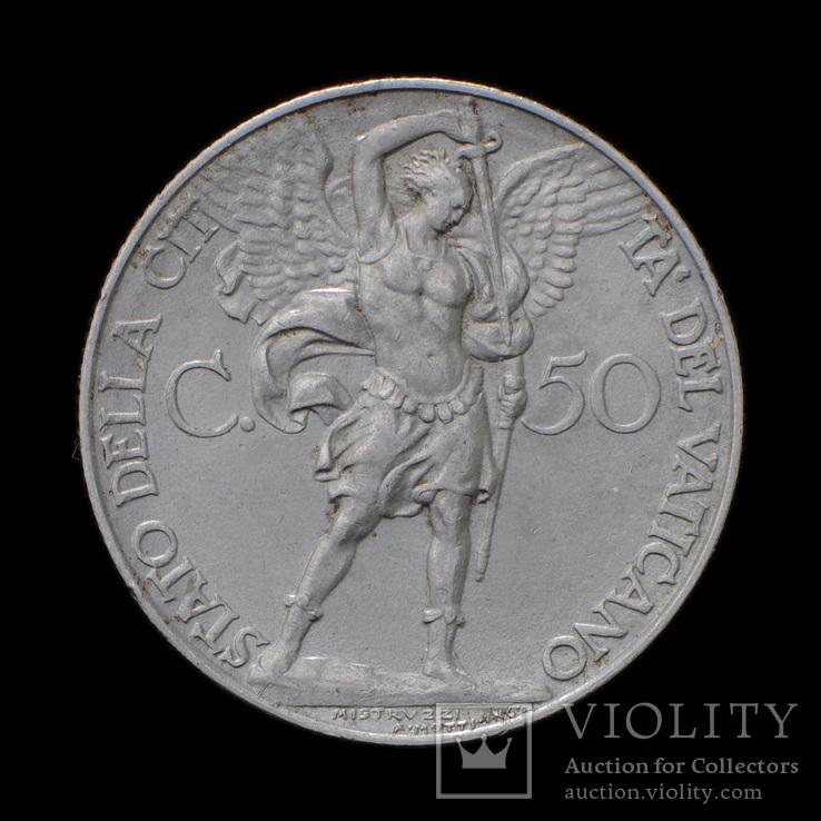 50 Чентезимо 1932, Ватикан