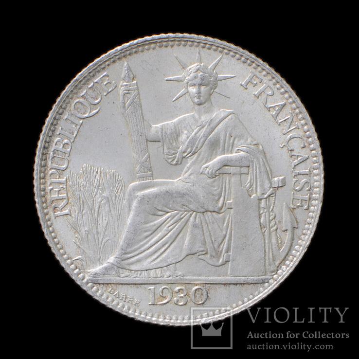 20 Сантимов 1930, Индокитай