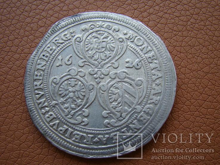 Талер 1626 год Нюрнберг