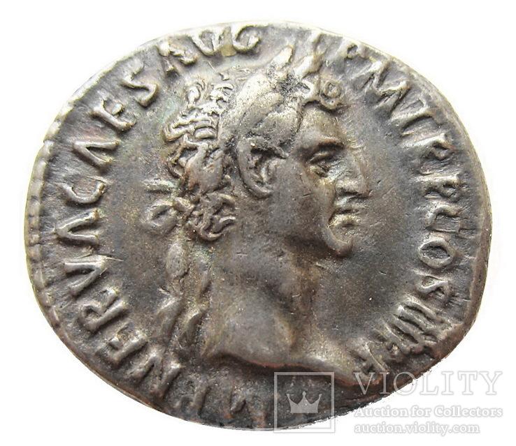 Денарий Нерва 96-98 г. н.э.
