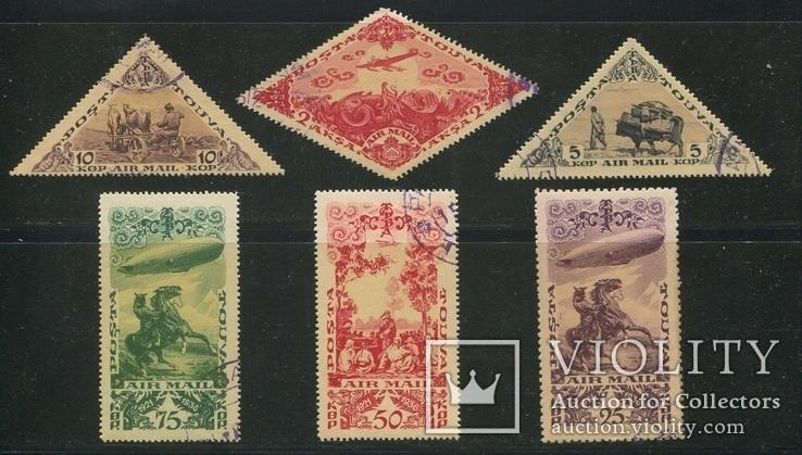 Тува  коллекция 27 марок без повторов