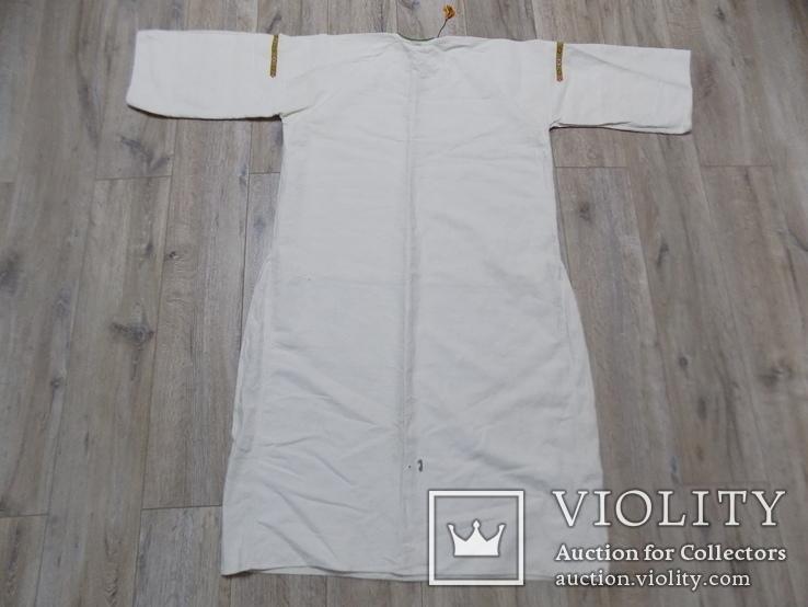 Полотняна жіноча сорочка, фото №8