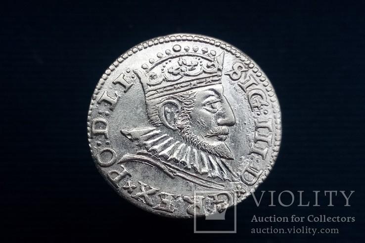 Трояк 1592, Рига