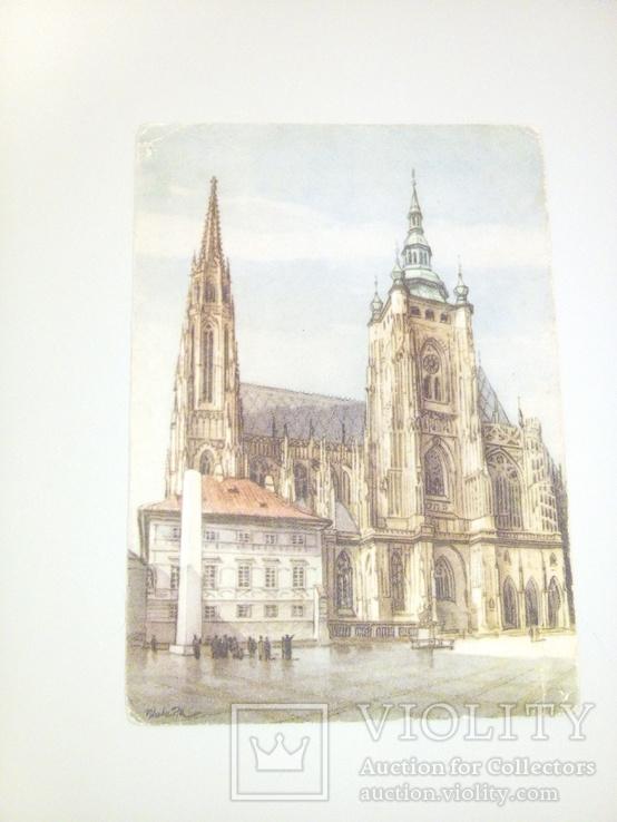 Прага, Храм св. Вита, фото №2