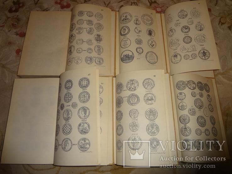 1858 Нумизматика в шести томах Факсимильное издание