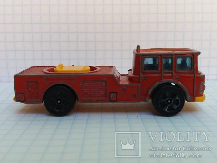 Пожарная машинка, фото №3