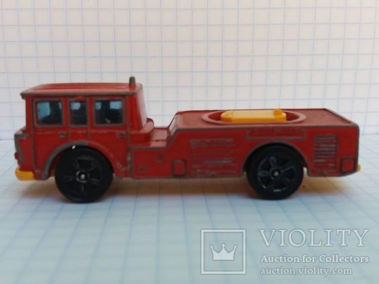 Пожарная машинка, фото №4