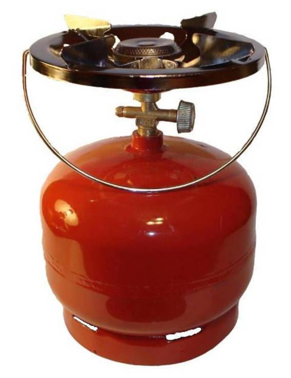 Газовый набор примус *турист* 5 литров, фото №2