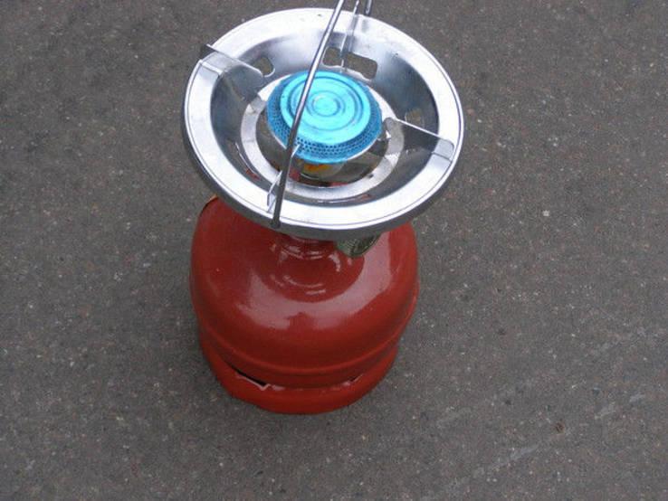 Газовый набор примус *турист* 5 литров, фото №4